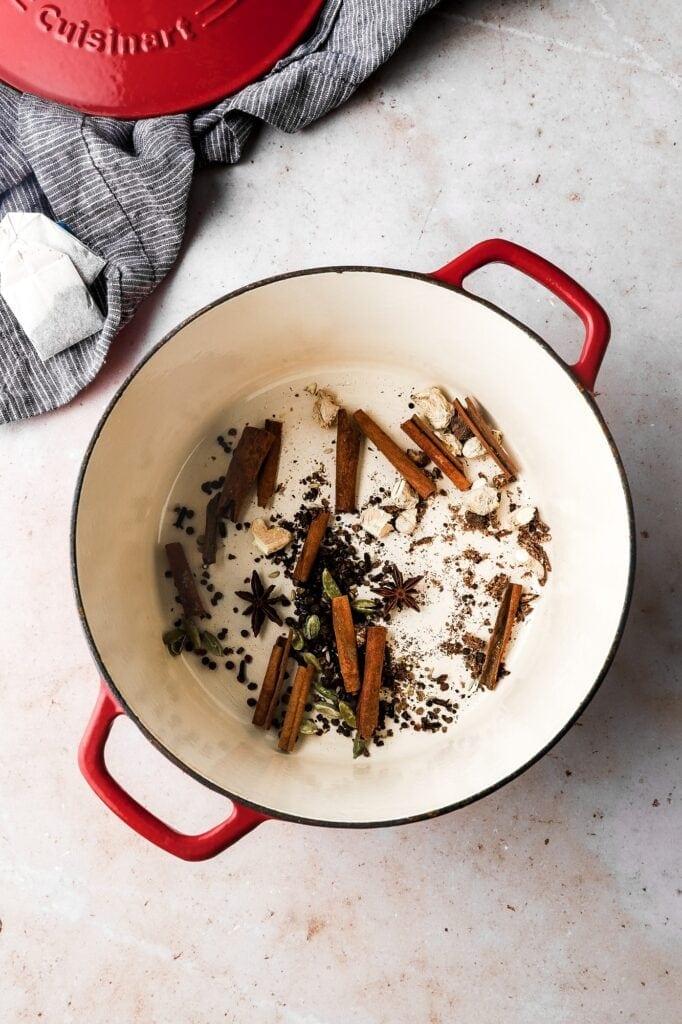 Chai Concentrate Recipe