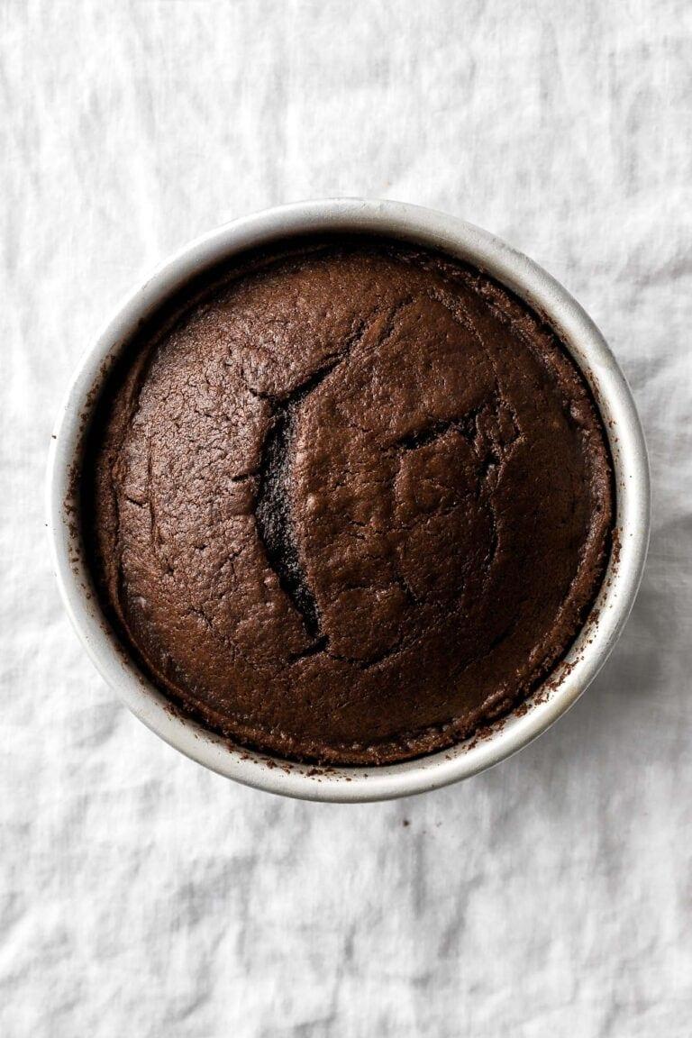 6 inch chocolate cake recipe