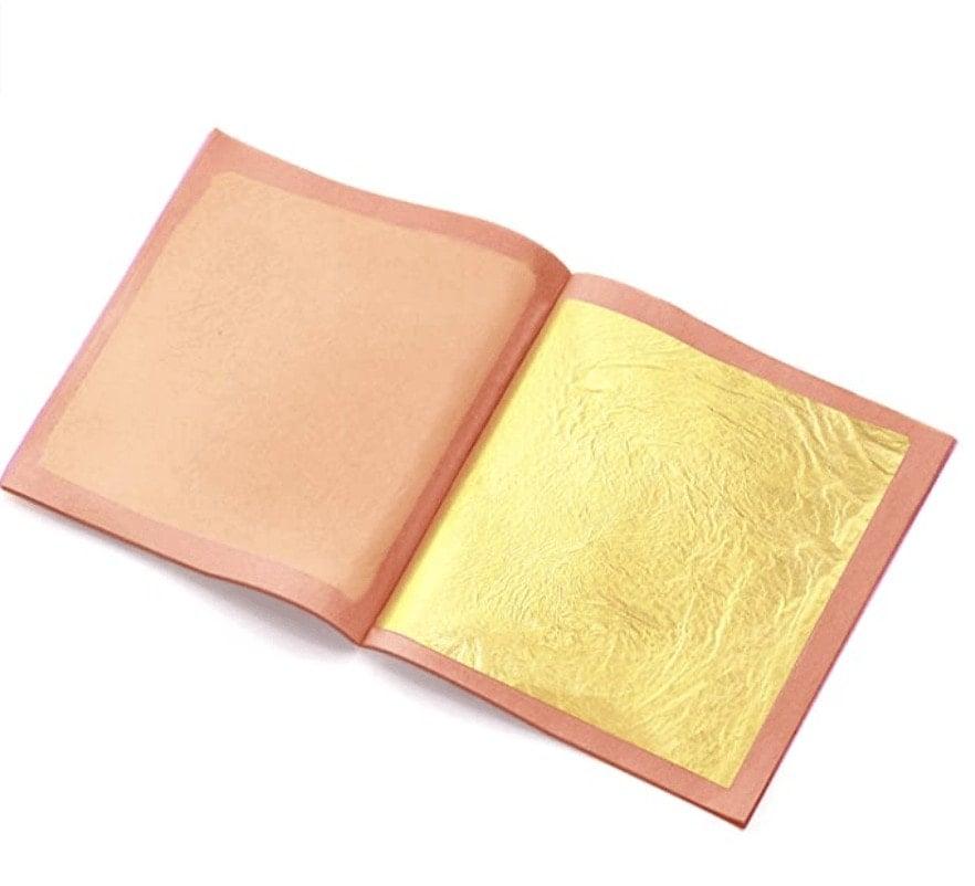 Edible Gold Foil Sheets
