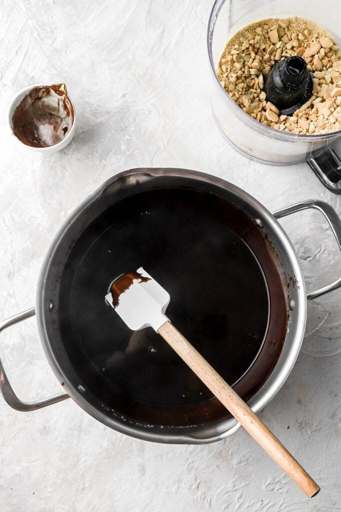 bring back to a boil and simmer for another 5 minutes
