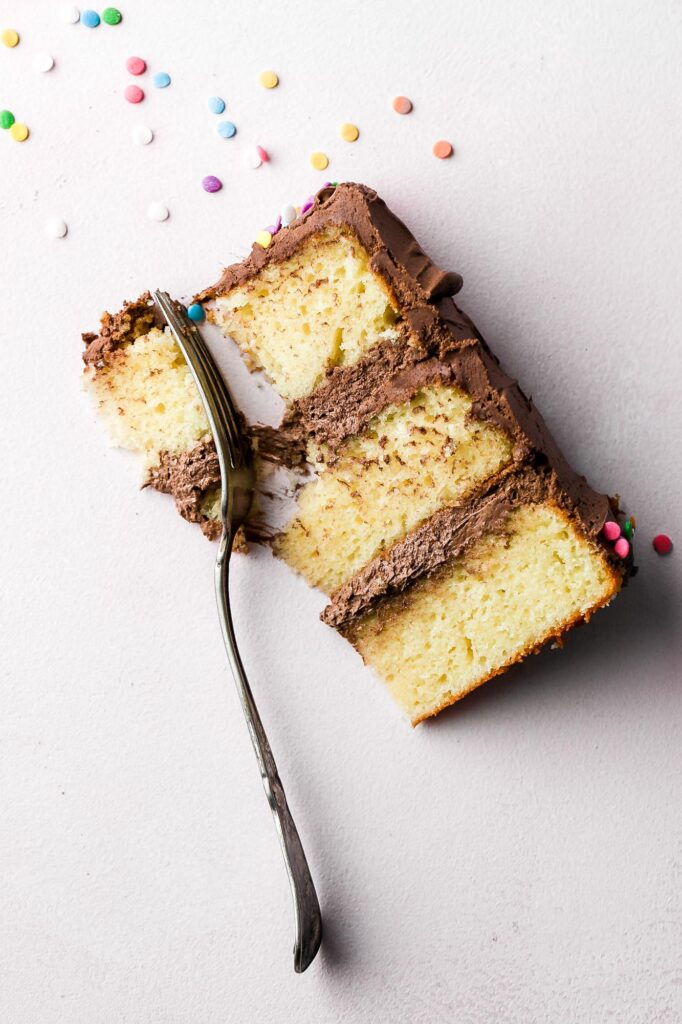 classic birthday cake recipe