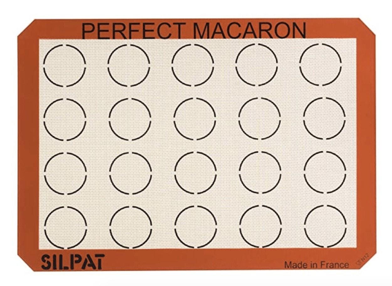 Macaron Silpat Mat